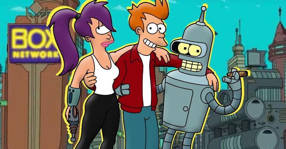 When Sergio & Futurama Collided related article image